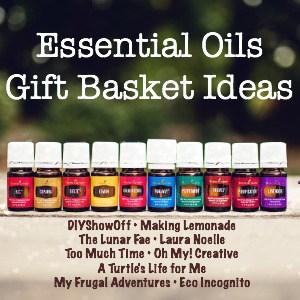 EO Gift Basket Ideas Blog Hop