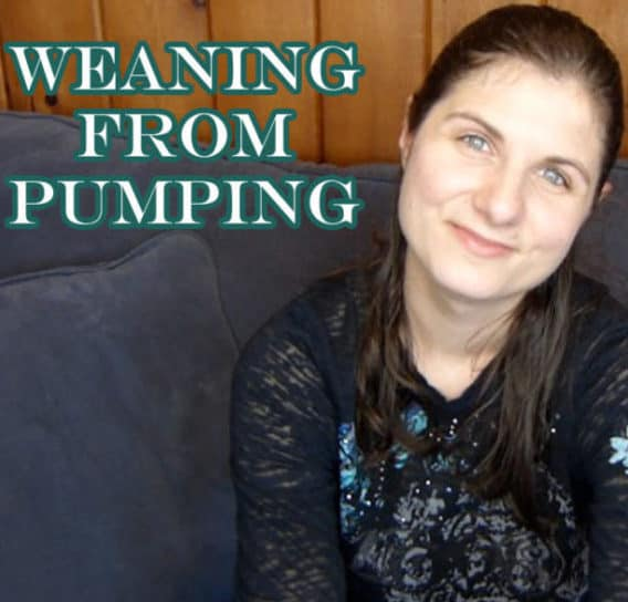 Weaning from Exclusive Pumping!