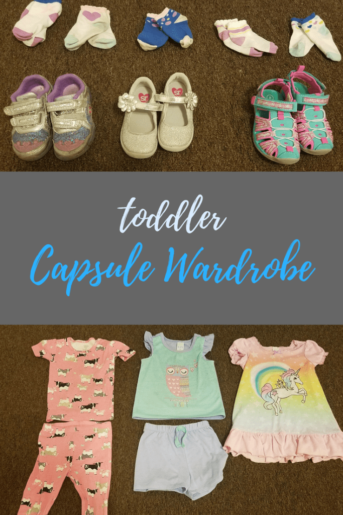 A life of simplicity starts with the basics, and for my two year old daughter, I want the essentials! Her toddler capsule wardrobe keeps things simple, basic and way less stressful for both of us.