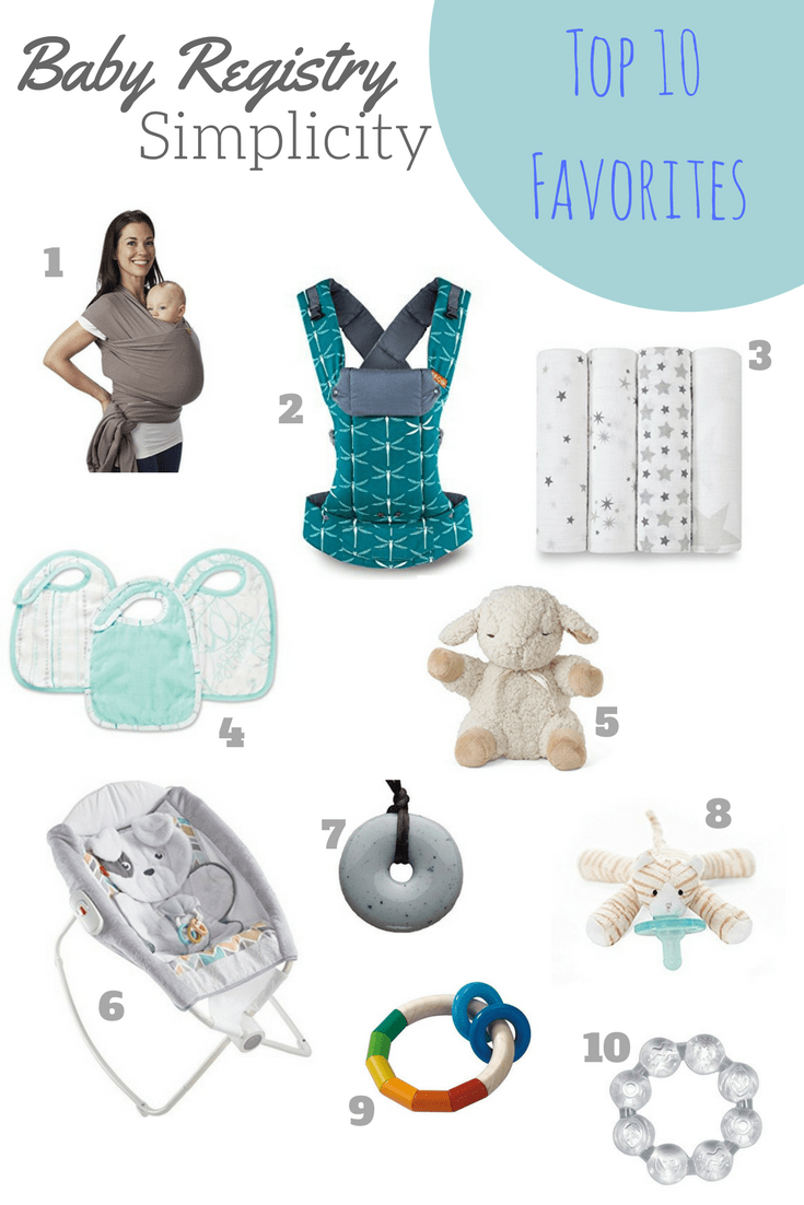 As a simple living mom, these are my top favorites I'd choose for my simple living minimalist baby registry if I had to do it over again. Multi-functional, minimal and essential are key! #babyessentials #babyregistry #minimalistmom