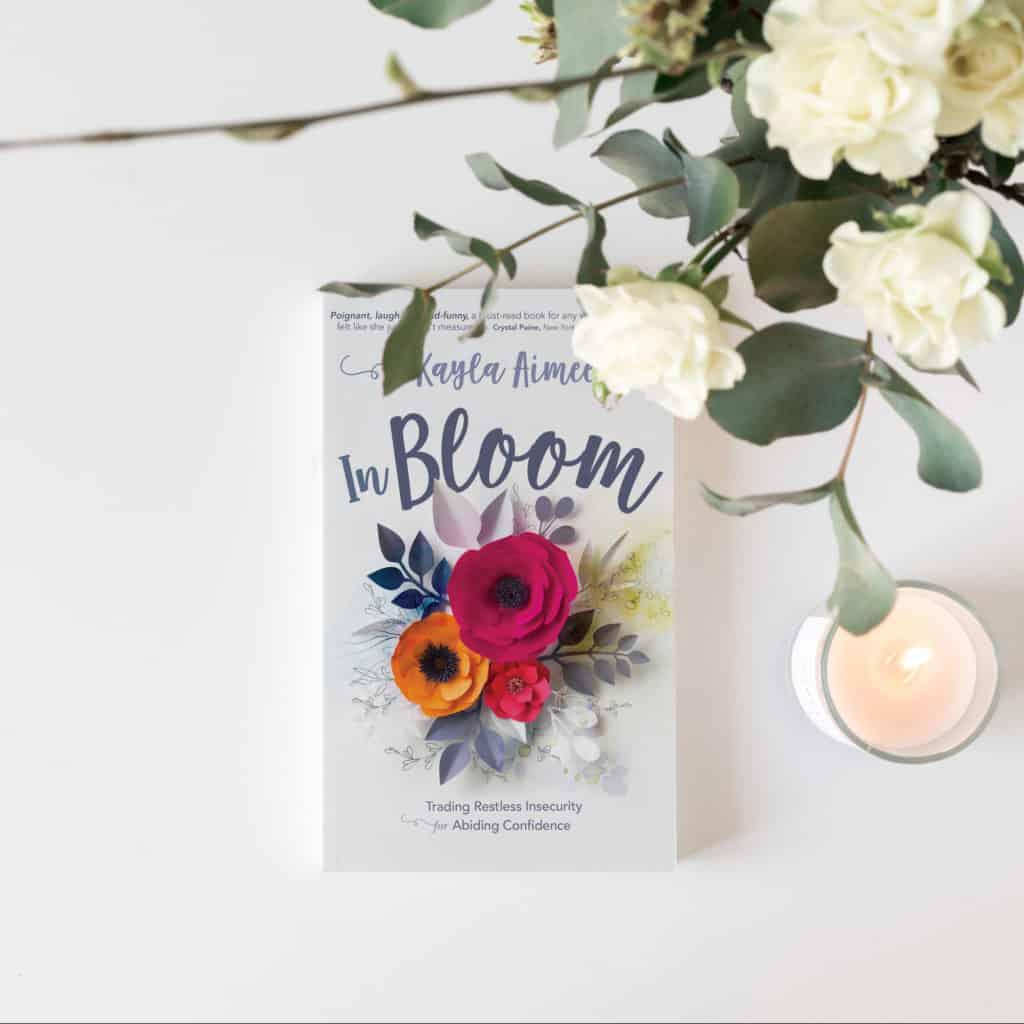 in bloom book kayla aimee