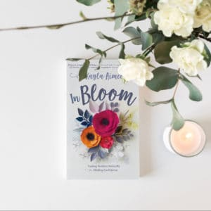 in bloom book kayla aimee