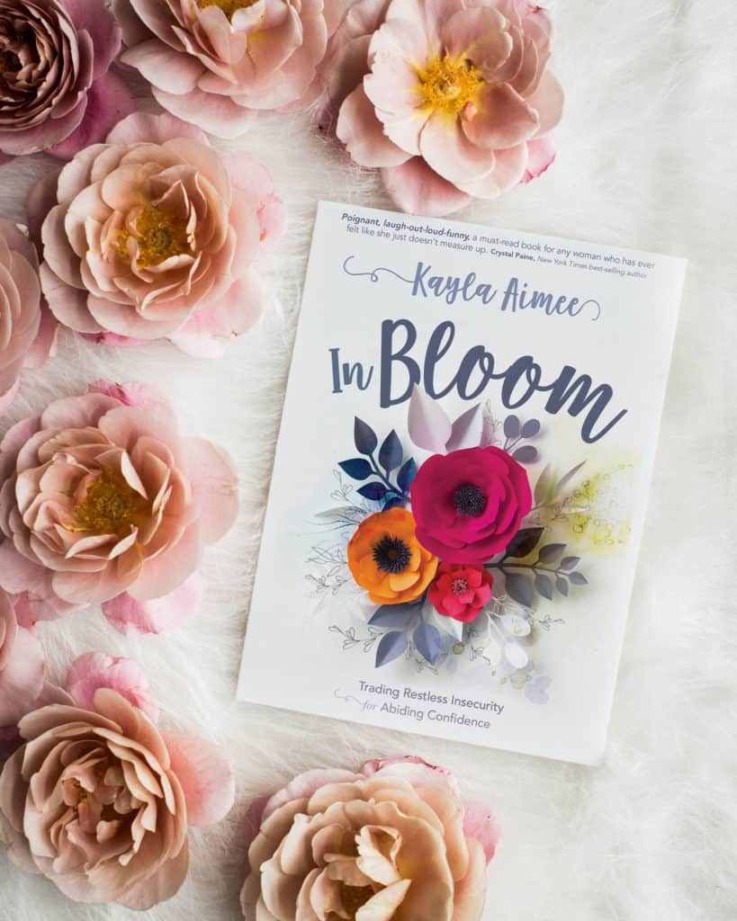 kayla aimee in bloom