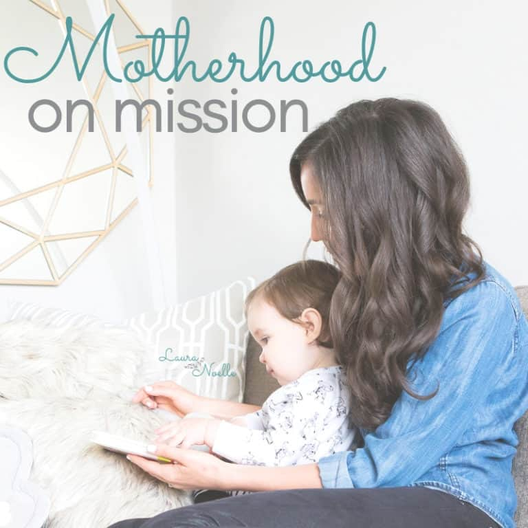 Motherhood on Mission