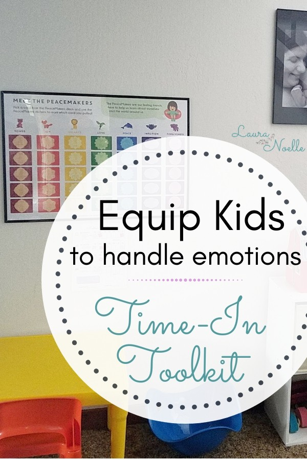 equip kids to handle emotions with the time in toolkit