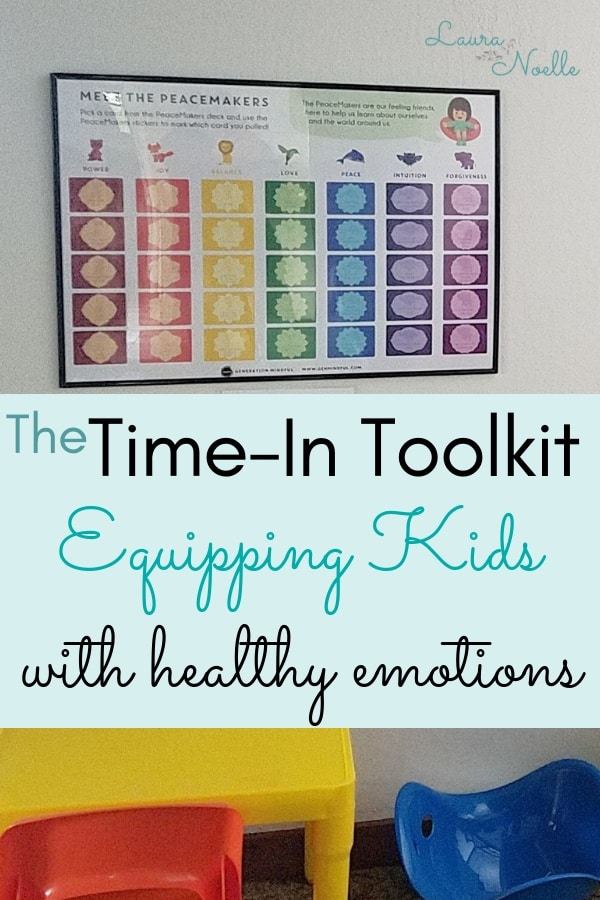 the time in toolkit: equipping kids with healthy emotions