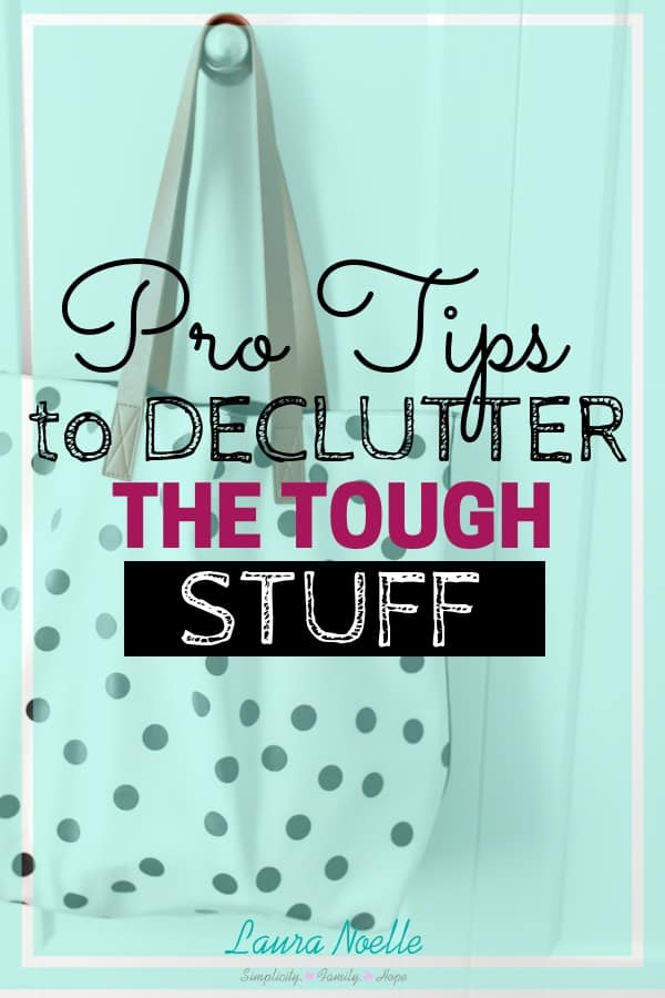 Top tips from a Professional Organizer for ditching buyer's remorse & how to declutter guilt-filled items with ease! || home organization | minimalism | decluttering | #declutteryourhome #declutteringtips #homeorganization
