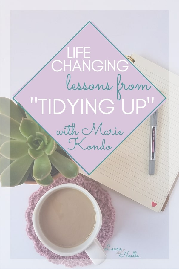 life changing lessons from tidying up