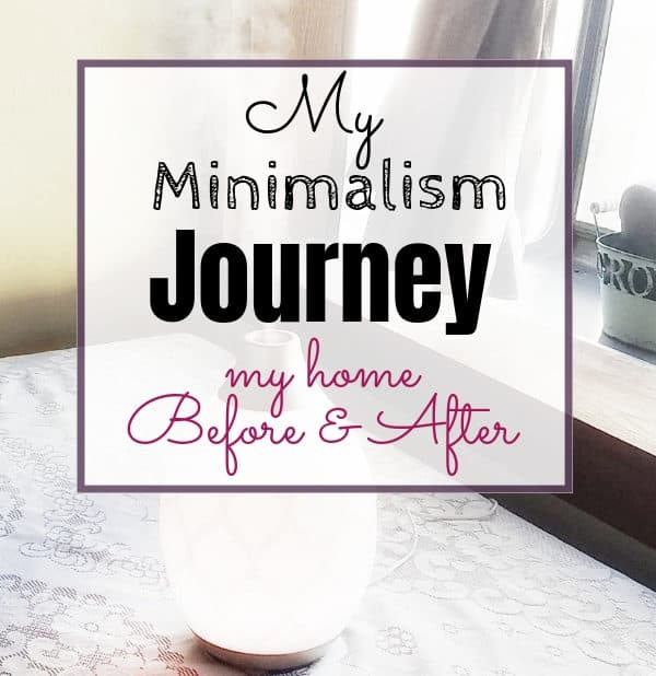 My Minimalism Journey || What Our Home Actually Looks Like (Before & After)