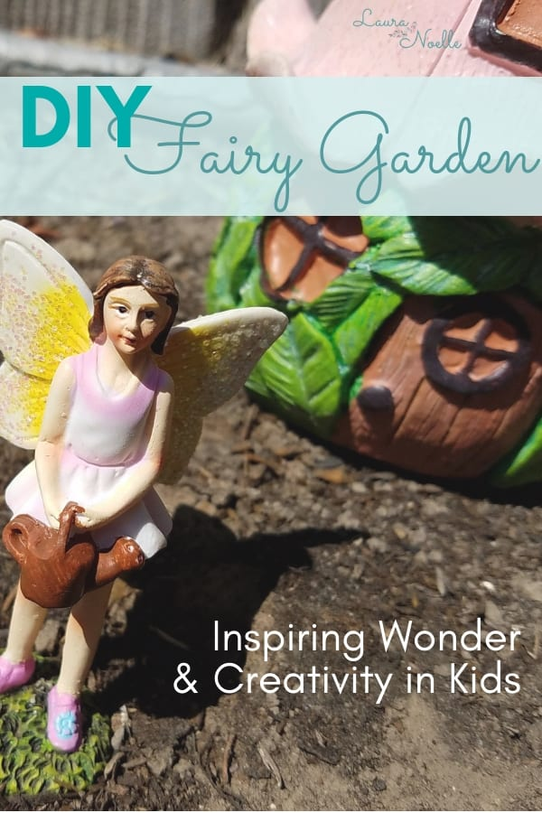 create a DIY fairy garden