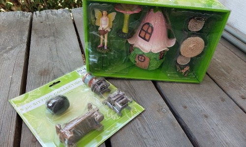 fairy garden props
