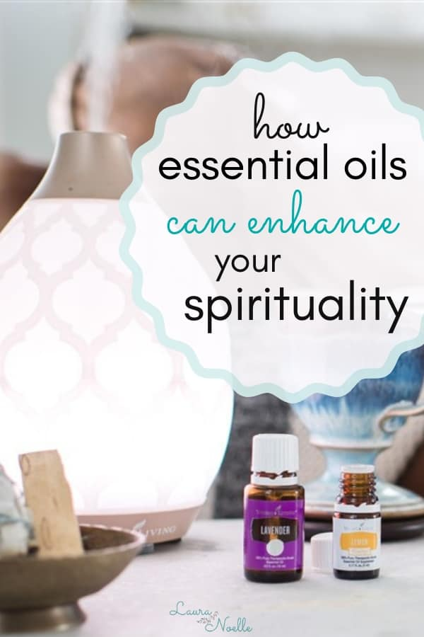 how essential oils can enhance your spirituality