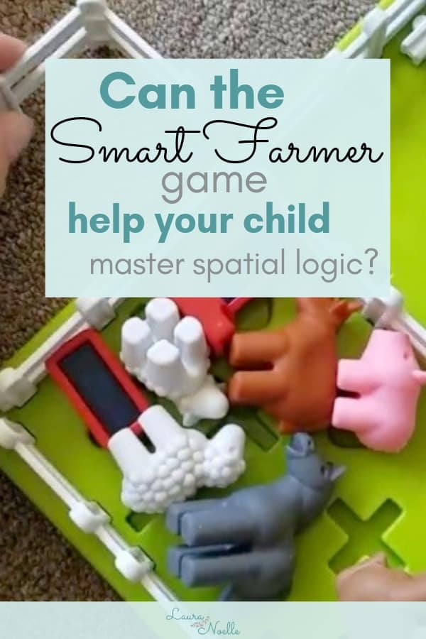 can smart farmer help your child master spatial logic