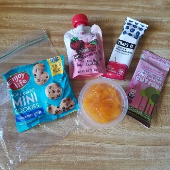 lunch box snack foods