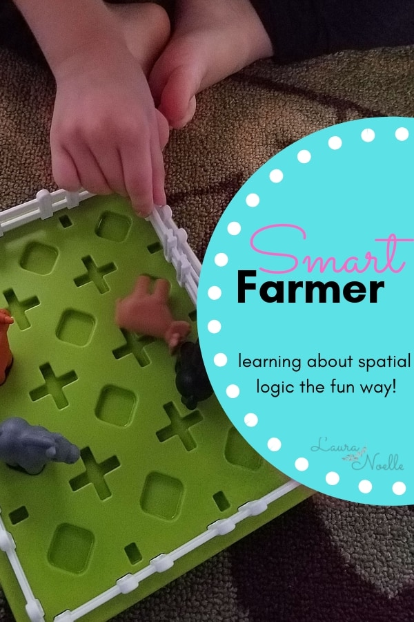 smart farmer learning spatial logic