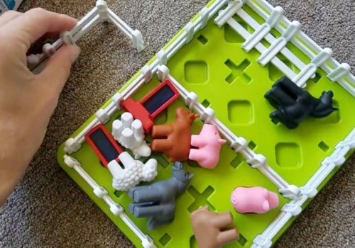 smart farmer game board and pieces