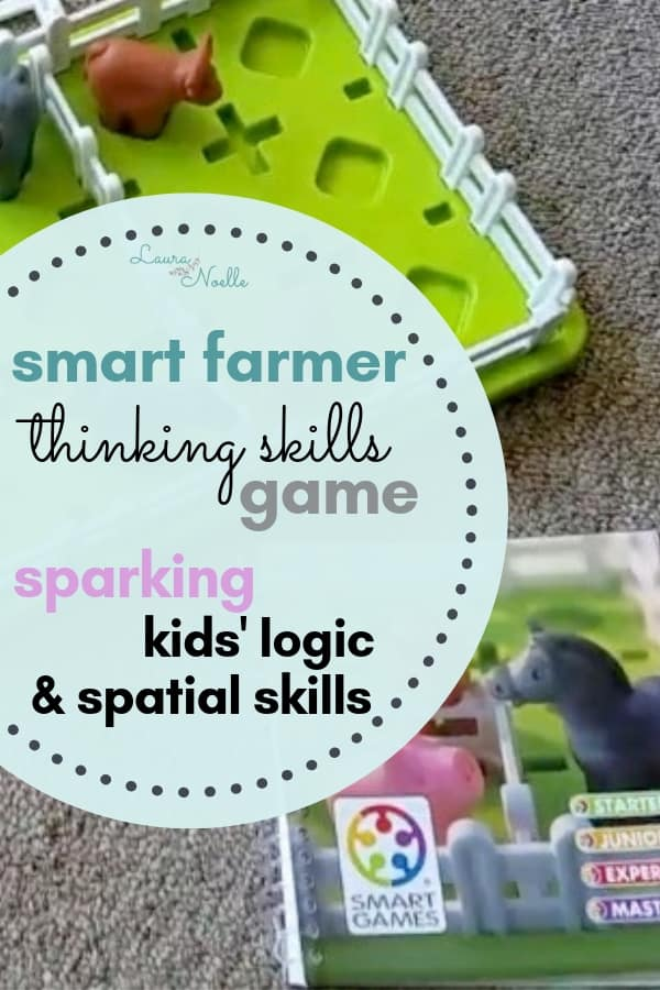 smart farmer thinking skills game