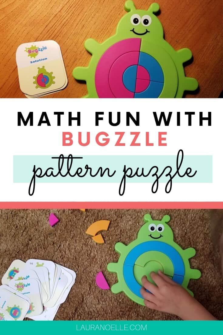 Math fun with bugzzle