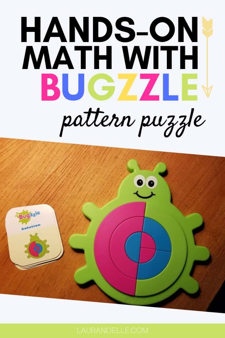 hands on math with bugzzle