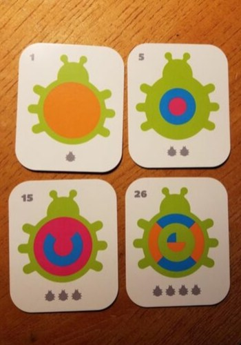 levels of bugzzle puzzle cards