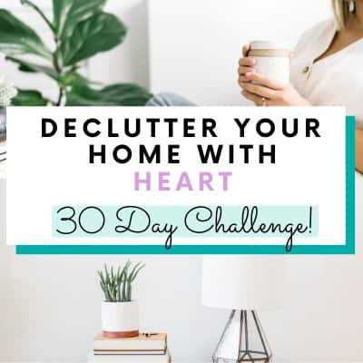 30 Day Decluttering Challenge || Project Simplicity