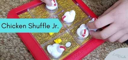 chicken shuffle jr. game review