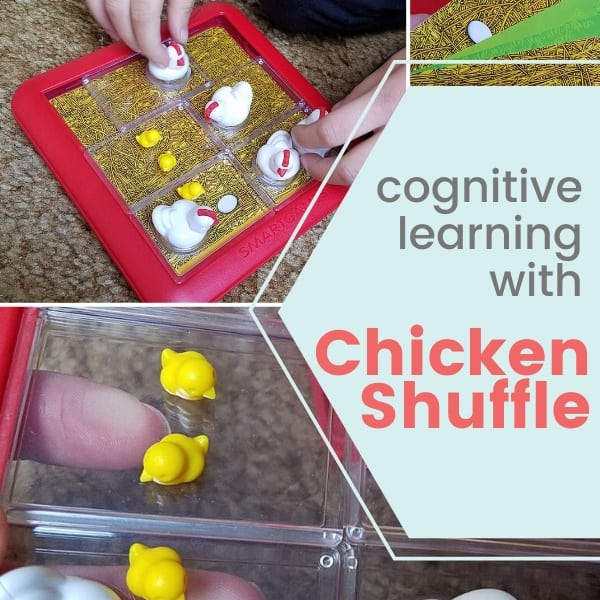 Chicken Shuffle Jr. SmartGame Review