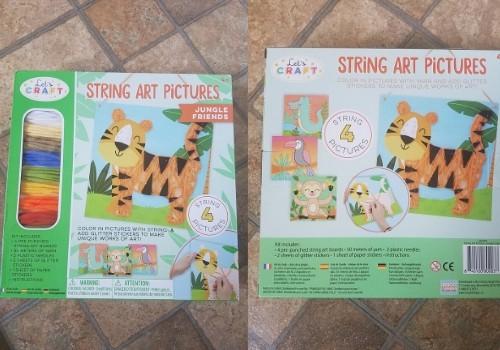 string art box