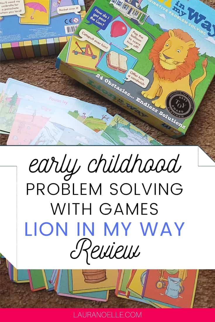 LION in my way review