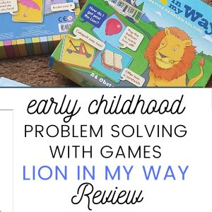 lion in my way game review