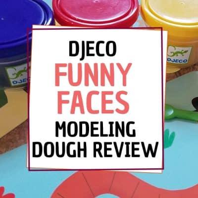 djeco modeling dough