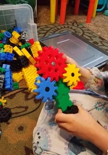 thinkplay gears flower