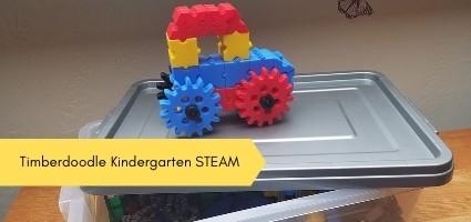 timberdoodle kindergarten steam