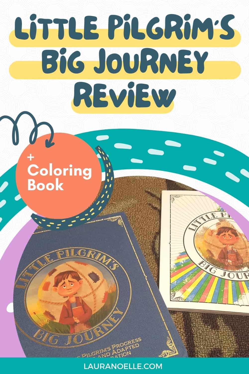 Introduce your children to Pilgrim's Progress with a beautifully illustrated adaptation made especially for little ones. Here's what we thought.