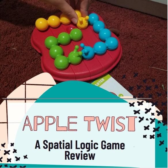 Building Spatial Logic Skills with Apple Twist