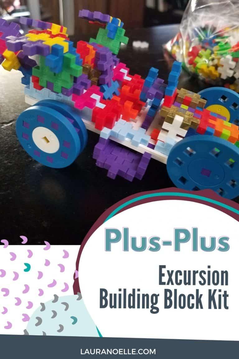 Plus-Plus Excursion || Hands-On STEM